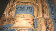 Photo Of AMASTEEL Blasting Media In Bags - Ervin Industries